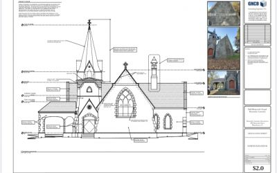 Hall Memorial Chapel Renovation Project Underway